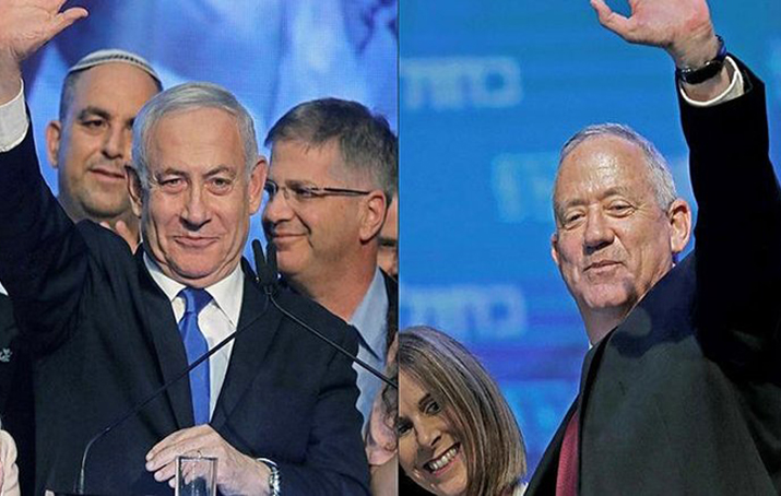 İsrail'de yine erken seçim yapılacak!