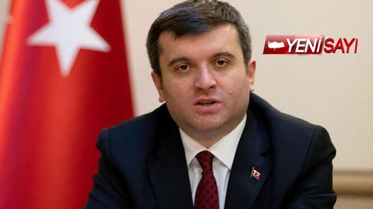 Türkiye Dışişleri Bakan Yardımcısı Kıran: Kırım Tatarlarının haklı davalarında her zaman yanında olmaya devam edeceğiz