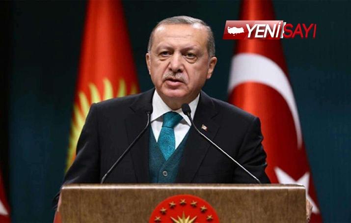 Erdoğan: Hocalı'da hunharca katledilen Azerbaycanlı kardeşlerimizi rahmetle yâd ediyorum