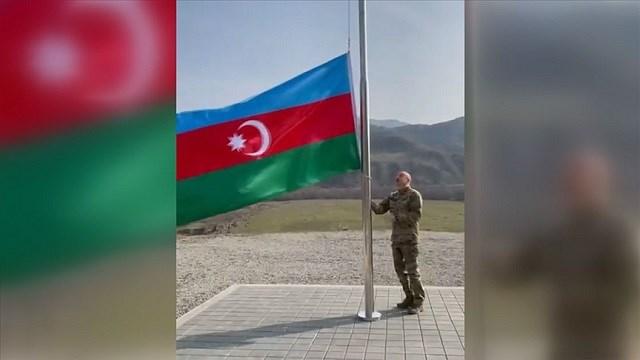 Cumhurbaşkanı Aliyev, Ermeni işgalinden kurtarılan bölgeleri ziyaret etti