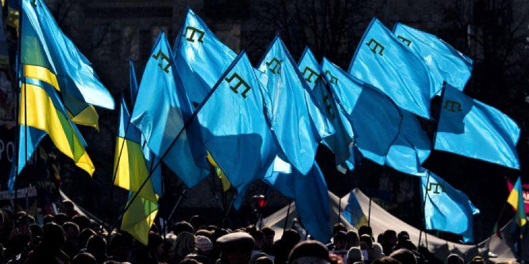 Kırım Tatar Diasporası, Ukrayna Anayasası'nda Kırım Tatar Özerk Cumhuriyeti hakkında teklif sundu