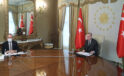 Cumhurbaşkanı Erdoğan, AB yönetimiyle görüştü