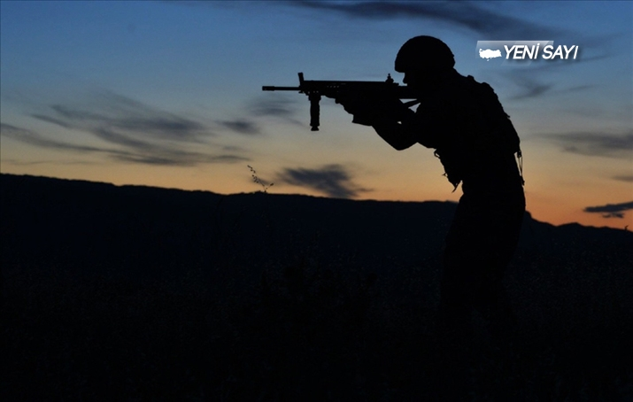Fırat Kalkanı bölgesine saldırı girişiminde bulunan 7 PKK/YPG'li terörist etkisiz hale getirildi