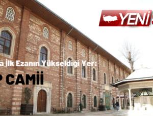 İstanbul'da İlk Ezanın Yükseldiği Yer: Arap Camii, Galata