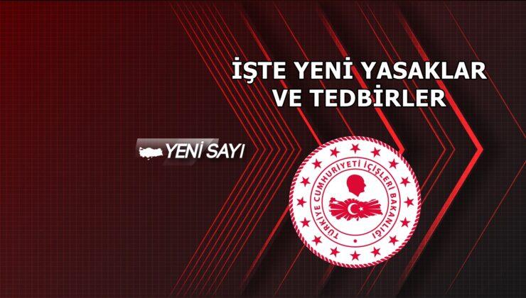 İÇİŞLERİ BAKANLIĞI'NDAN RAMAZAN GENELGESİ !