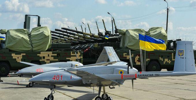 Çok sayıda Rus hava savunma sistemini kullanılamaz hale getiren Türk SİHA'ları, Ukrayna semalarında