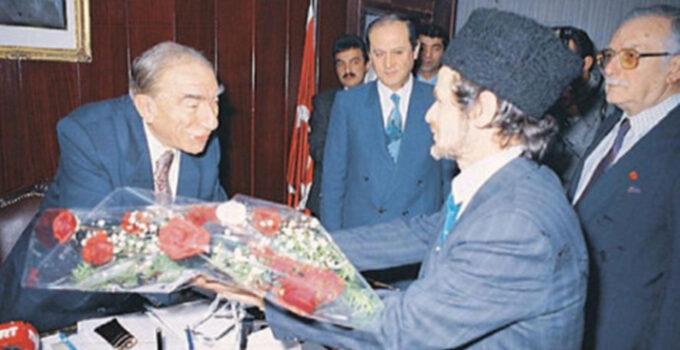 Alparslan Türkeş'in vefatının 24'üncü yıl dönümü