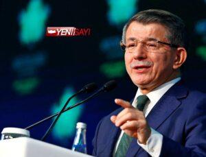 """DAVUTOĞLU'NDAN HÜKÜMETE """"128 MİLYAR DOLAR"""" TEPKİSİ!"""