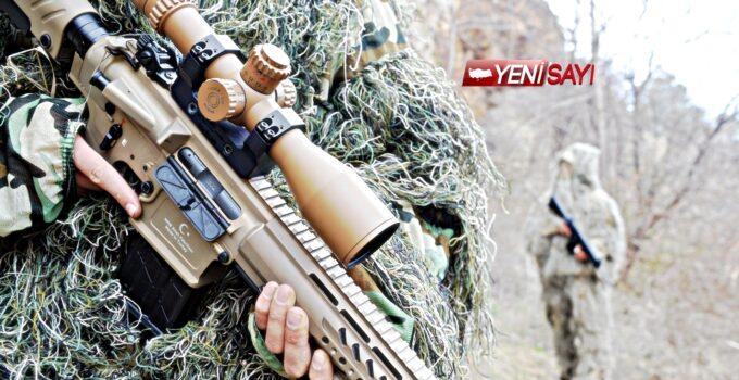 MSB: BARIŞ PINARI BÖLGESİ'NE TACİZ ATEŞİ AÇAN 4 PKK/YPG'Lİ TERÖRİST ETKİSİZ HALE GETİRİLDİ