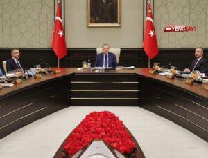 Cumhurbaşkanlığı Kabinesi toplanacak: Normalleşmede yeni adımlar mı geliyor?
