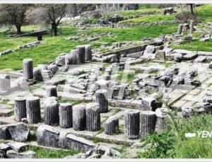 Muğla'da Bir Antik Kent Labranda