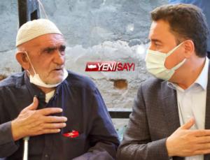 """DEVA Partisi Lideri Ali Babacan: """"Takipçisi Olacağız"""""""