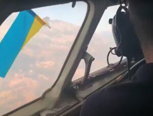 Ukrayna'nın yangınlar için gönderdiği uçaklar 10 gün Türkiye'de kalacak